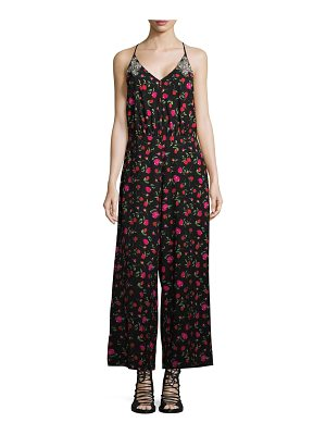 Dodo Bar Or violetta floral-print jumpsuit