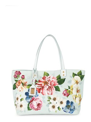 Dolce & Gabbana beatrice floral canvas tote