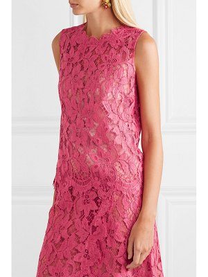 Dolce & Gabbana corded lace top