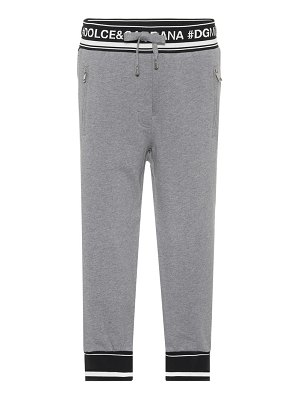 Dolce & Gabbana Cotton trackpants