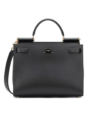 Dolce & Gabbana sicily 62 large leather tote
