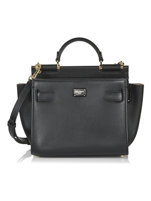 Dolce & Gabbana sicily leather top handle bag