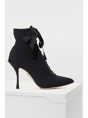 Dolce & Gabbana Stretch ankle boots