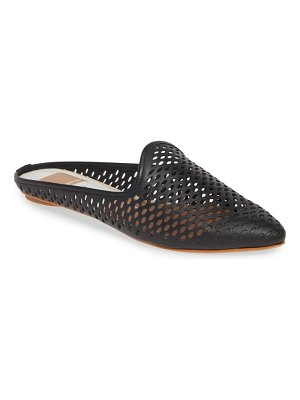 Dolce Vita grant perforated loafer mule