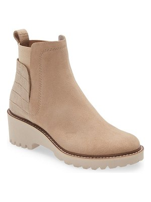 Dolce Vita huey h20 water resistant bootie