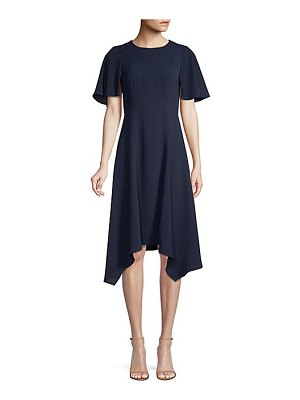 Donna Karan flowy a-line dress