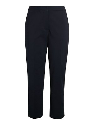 Donna Karan Slim Cropped Trousers