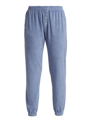 DONNI terry henley joggers