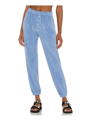 Donni. terry henley sweatpant