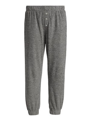 DONNI terry henley sweatpants