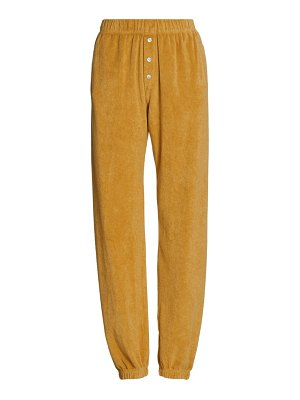 DONNI terry sweatpants