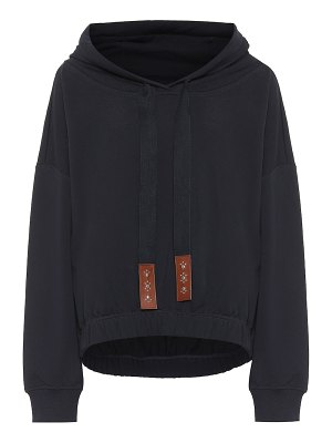 Dorothee Schumacher exclusive to mytheresa – cropped cotton hoodie