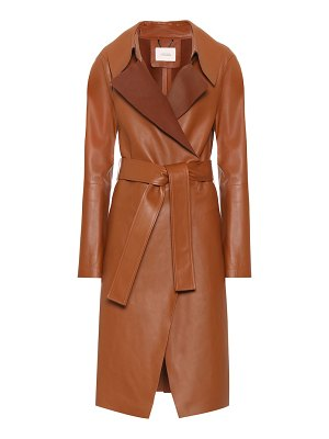 Dorothee Schumacher exclusive to mytheresa – modern volumes leather trench coat