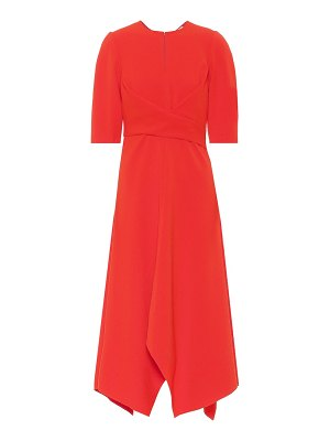 Dorothee Schumacher sophisticated perfection midi dress