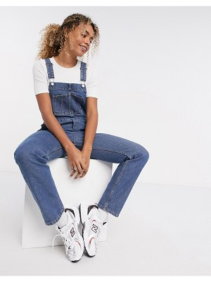 Dr Denim darcy overall in midwash blue
