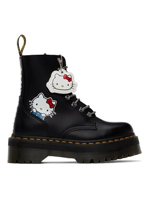 Dr. Martens hello kitty edition jadon boots