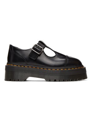 Dr. Martens leather pulley mary-janes