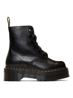 Dr. Martens ribbon molly boots