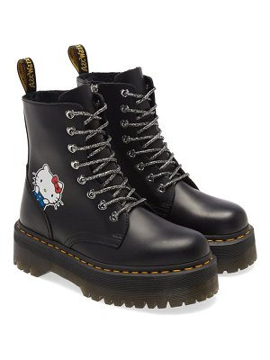 Dr. Martens x hello kitty jadon boot