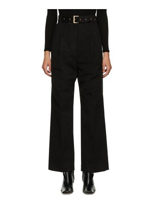 DRAE belted trousers