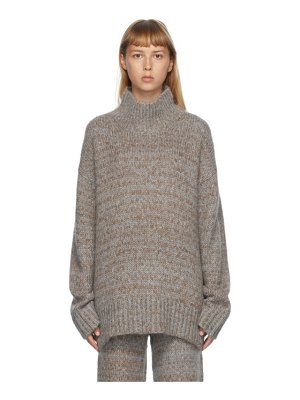 DRAE mohair turtleneck