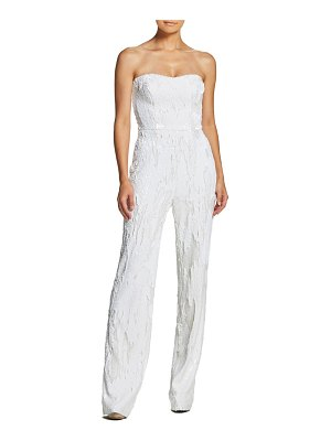 Dress the Population andy sequin strapless jumpsuit