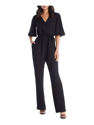 Dress the Population cristina bell sleeve jumpsuit