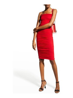 Dress the Population Dylan Ruched Bodycon Dress