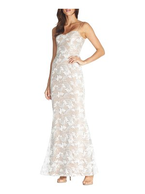 Dress the Population giovanna lace gown