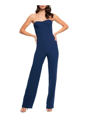 Dress the Population alexis strapless jumpsuit