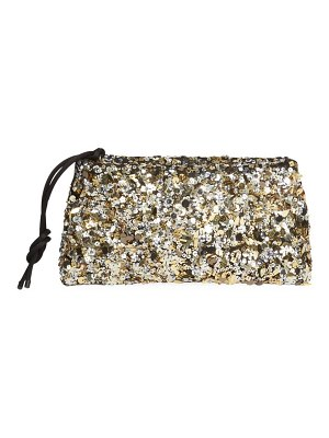 Dries Van Noten embellished clutch