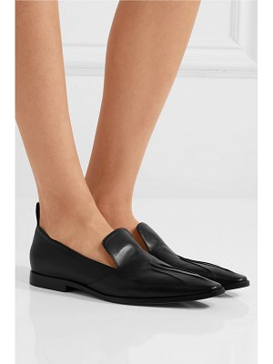 Dries Van Noten leather loafers