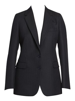 Dries Van Noten pinstripe wool blazer