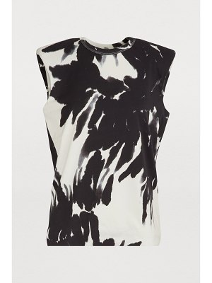 Dries Van Noten Sleeveless top