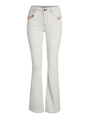 Driftwood Isabel High-Rise Flared Jeans