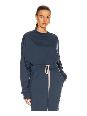 DRKSHDW by Rick Owens oversized surf top