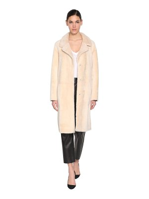 Drome Reversible merinillo superlight coat