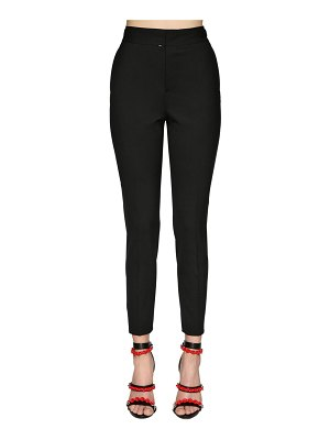 DSQUARED2 Stretch wool cropped pants