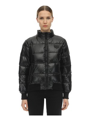 Duvetica Menkib nylon down jacket