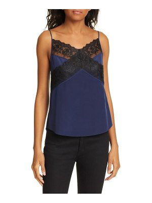 DVF anora camisole