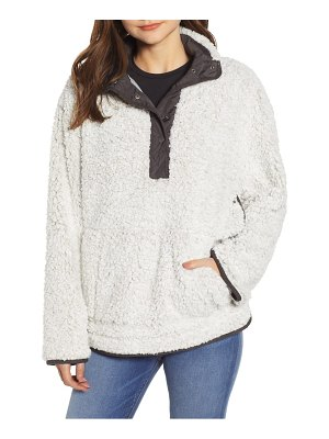 Dylan frosty tipped park slope pullover