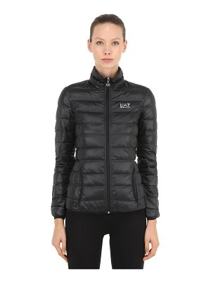 EA7 EMPORIO ARMANI Train core light down jacket