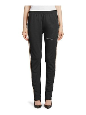 EACH x OTHER beaded sweatpants