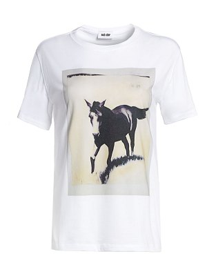 EACH x OTHER horse graphic tee