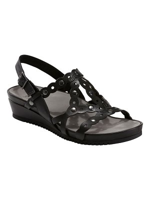 Earth earth leo slingback wedge sandal