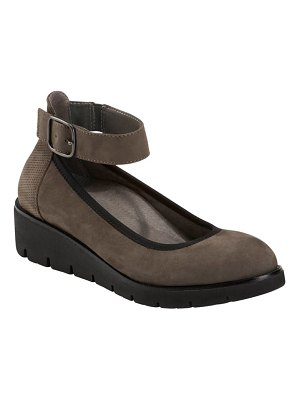 Earth earth zurich sion ankle strap wedge