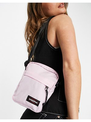 Eastpak the one cross body bag in pink
