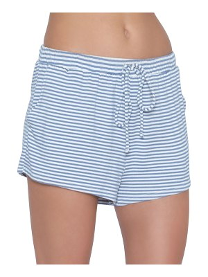 Eberjey Sadie Stripes Sport Lounge Shorts