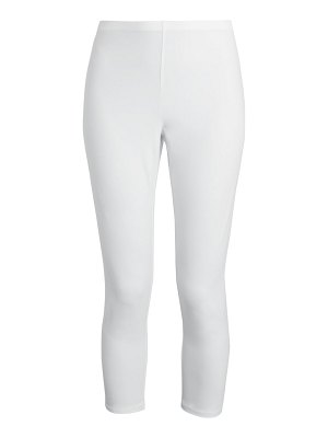 Eileen Fisher basic cropped leggings