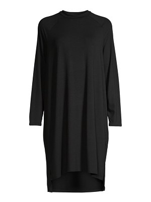 Eileen Fisher raglan t-shirt dress
